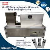 歯のクリーム(YL-125)のための半自動超音波管のシーリング機械