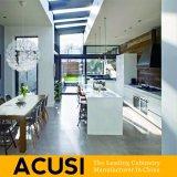 Cabinas de cocina modernas modificadas para requisitos particulares venta al por mayor de la laca del estilo (ACS2-L11)