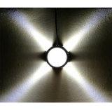 luz de aluminio de fundición a presión a troquel del PUNTO de 7W LED (YYST-DGYKS4)