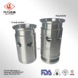 Válvula sanitaria del respiradero del acero inoxidable de la alta calidad
