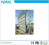 P5.95의, 옥외 및 실내 알루미늄 임대료 발광 다이오드 표시
