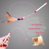 Los ratones único láser en movimiento automático de la dentición Hierba gatera Cat Toys