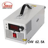 Smun S-1500-24 1500W 24VDC 62.5A AC-DC는 출력 전력 공급을 골라낸다