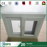 Obscure Glass를 가진 바하마 Hurricane Impact PVC Sliding Window