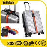 Планка упаковки багажа перемещения с 3 шкал Approved замком пряжки и