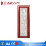 Porte décorative populaire de tissu pour rideaux avec la glace Tempered