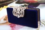Les embrayages d'Or Diamant Lady sacs de soirée