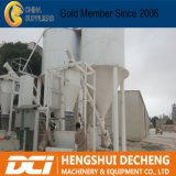 Semi chaîne de production de bloc de mur de gypse d'automatisation