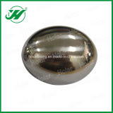 Bola común de la barandilla del acero inoxidable