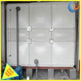 Réservoir de stockage de l'eau de fibre de verre de FRP pour l'eau potable