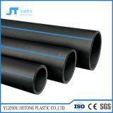 Garnitures de pipe en plastique de noir de pipe de HDPE