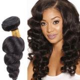 Malaysian lâche vierge d'onde sèche Bundles hair extension perruque de cheveux pour l'Afrique du Sud Marketjfy-020