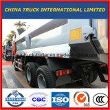 Sinotruk HOWO A7 340HP 6X4 덤프 트럭 팁 주는 사람 트럭