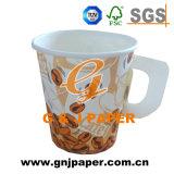Großhandelsweißbuch-Cup 12 Unze