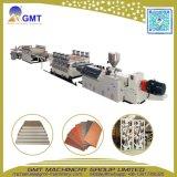 Extrudeuse en Plastique de Faux de PVC de Marbre de Mur-Panneau Artificiel de Feuille Faisant la Machine