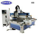Stich-Ausschnitt-Maschine 1325 ATC CNC-hölzerne ArbeitsRouter/CNC für das Holz-Schnitzen und Panel-Möbel und Schrank