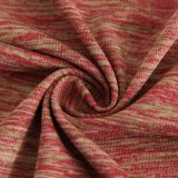 Fils de mode Dye Jersey fin 94%en nylon/6%spandex en étoffe de bonneterie pour T-Shirt/Sportswear/Gymwear