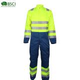 Commerce de gros Flame-Retardant ignifuge uniforme//Reflective/léger Coverall chaudière Costume Vêtements de travail