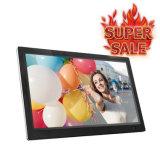 15,4 pouces LCD Cadre photo numérique HD 1280x800 intégré multifonction en MP3/MP4 Player télécommande