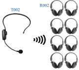 Sistema de Tradução Simultânea Sistema de Tradução Simultânea Sala de Reunião do Sistema de áudio
