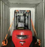 Marcação ISO 2,5 TON 3m mastro duplo carro diesel