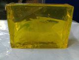 Os vidros encaixotam o adesivo quente do derretimento para a caixa dos vidros
