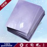 De Gouden Plastic Zakken van uitstekende kwaliteit van de Douane van de Maskers van de Folie van het Aluminium Gezichts