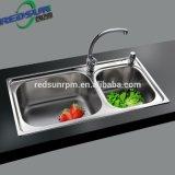 Raggruppamento di lavaggio della cucina dell'acciaio inossidabile il prototipo, fornitori del prototipo del metallo