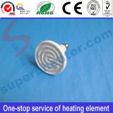 Chauffage infrarouge en céramique à thermocouple applicateur de revêtement