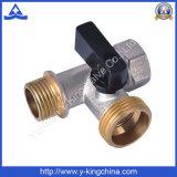 Латунный трехходовой клапан (YD-1032)