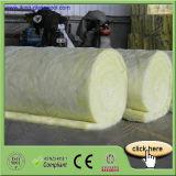 Cobertura de lã de vidro de isolamento de cobertura 16kg / M3
