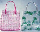 Gedruckte Plastiktaschen