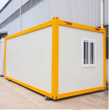 20FT de Fabrikant van het Huis van de Container van het Sta-caravan van Prebuilt
