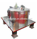Máquina industrial do separador do centrifugador do filtro da placa lisa de PS600nc