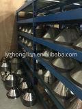 Máquina automática do separador do centrifugador do bocal da concentração do caldo de carne da fermentação de fermento da descarga Dhc400