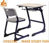 学校の教室FurnitureかStudent Knock Down Desk Chair