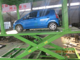 Elevador subterrâneo hidráulico do carro para o estacionamento e a aumentação