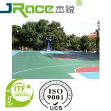 Superficie durable antirresbaladiza de los deportes de China