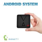 2017 Super Mini Set Top Box Zx918 RK3328 Quad Core1g 8g 4K Kodi Android 7.1 17.1 Android Smart TV Box