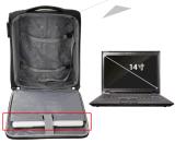 16 Laptop van de Zak van de duim de Hoogste Zak van de Vrije tijd
