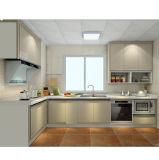 MDFの死体材料および現代様式の食器棚