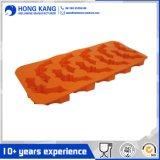 Comercio al por mayor 6 de la cavidad del molde de torta de lechuza de silicona