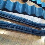 60*13.8*114 simulateurs d'escalier, de chenille en caoutchouc des chenilles en caoutchouc pour chaise de roue