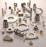 Précision Mécanique CNC arrondi Matting pièces de rechange