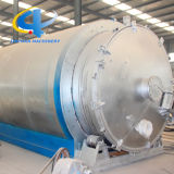 Equipo de las energías renovables de la máquina de reciclaje de goma del neumático plástico inútil