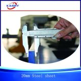 Tagliatrice smussata di CNC del cavalletto Kr-Fy per la protezione del contenitore a pressione