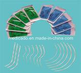Suturare sterile chirurgico 75cm a gettare con l'alta qualità (QDMH-2003)