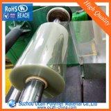 3*4 hojas de PVC transparente de PVC rígido, lámina de plástico transparente para el plegado de verificación