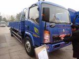 HOWO 4X2 3.2 toneladas de mini del cargo de 95HP del carro camión de Dropside