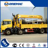 16 Tonnen-LKW eingehangener Kran
